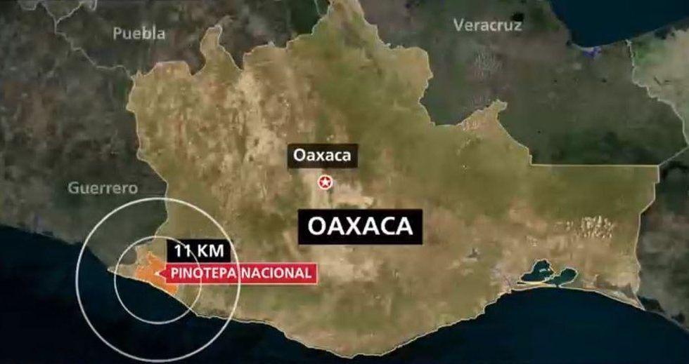 No se reportan daños ni víctimas en Guerrero y Chiapas tras sismo