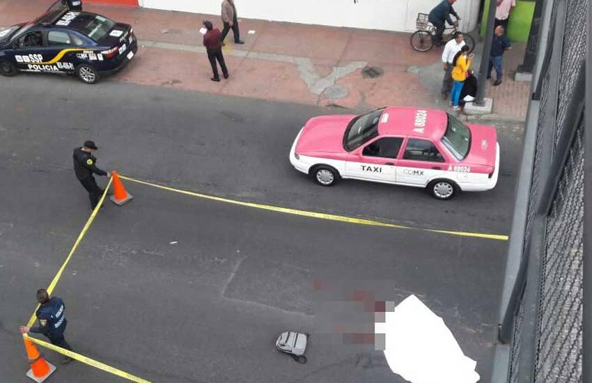 Muere mujer tras arrojarse de puente en Eje 3 Oriente - Foto de Excelsior