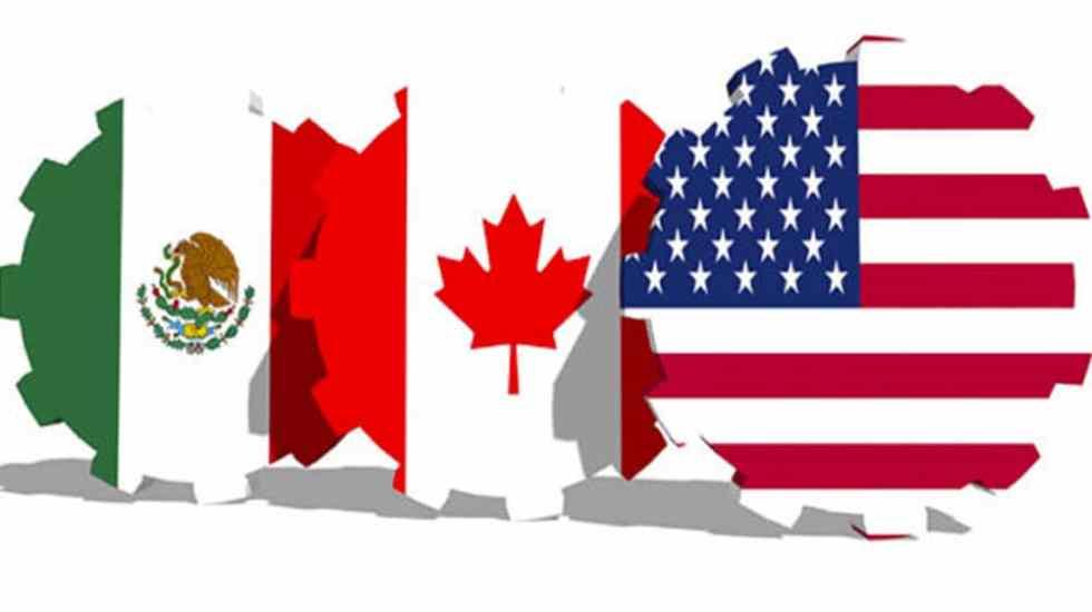"""EE.UU. espera """"pronto"""" un acuerdo con México y Canadá en TLCAN"""