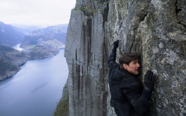 Revelan el primer tráiler de 'Misión Imposible-Repercusión' - Foto de Twitter Tom Cruise