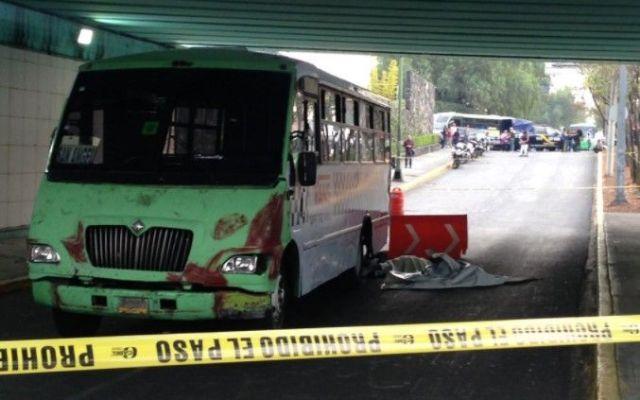 Atropellan y matan a anciana en Jardines del Pedregal - Foto: @tonogonzalez11