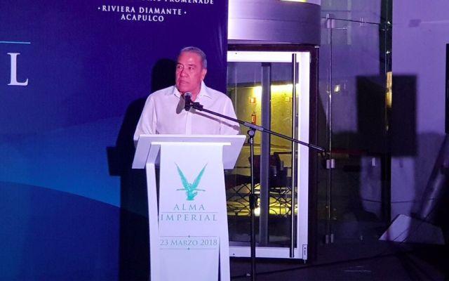 Inauguran el 'Alma Imperial' de Acapulco - Foto de @HectorAstudillo