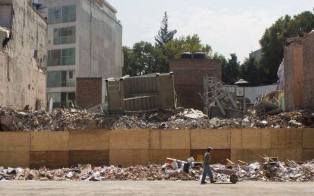 Gobierno capitalino expropia predio de Álvaro Obregón 286 - Foto: Cuartoscuro.