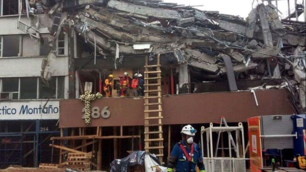 Memorial por sismo en Álvaro Obregón 286 costará 14 mdp - Foto de internet