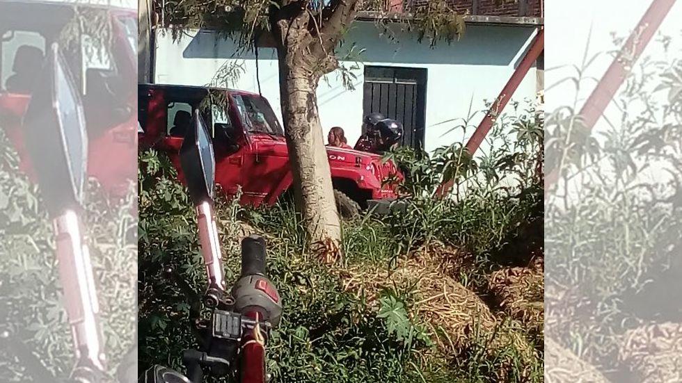 Asesinan a balazos a líder de la CTM en Oaxaca - Foto de @RIDMEXICO