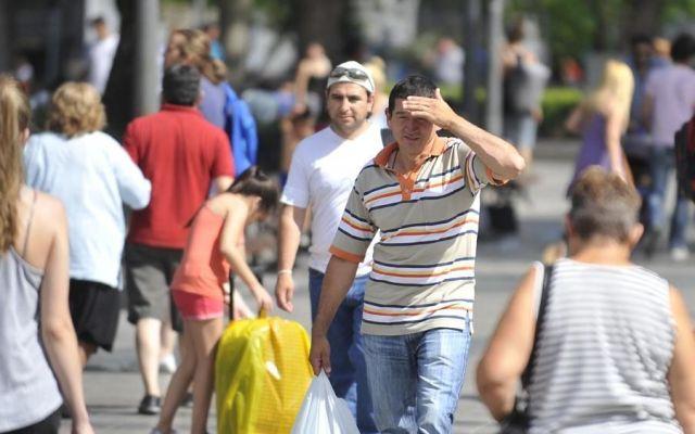 Ola de calor aumentaría tasa de muertes - Foto de internet