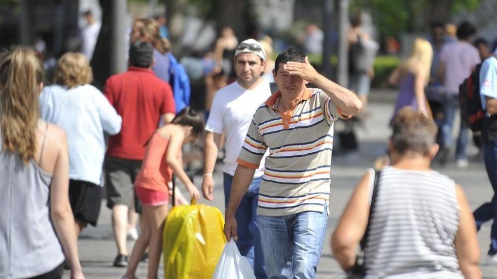 Prevén altas temperaturas en gran parte del país - Foto de internet