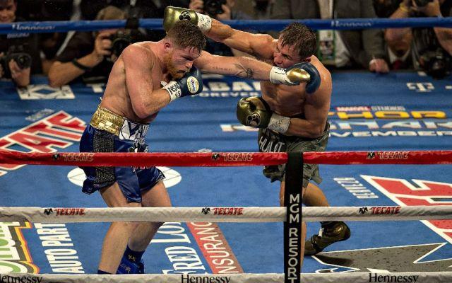 Cancelan la pelea 'Canelo' vs Golovkin - Foto: Mexsport.