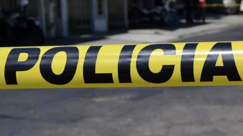 Matan a golpes a niña de 10 años en Estado de México - Acordonamiento de la escena del crimen