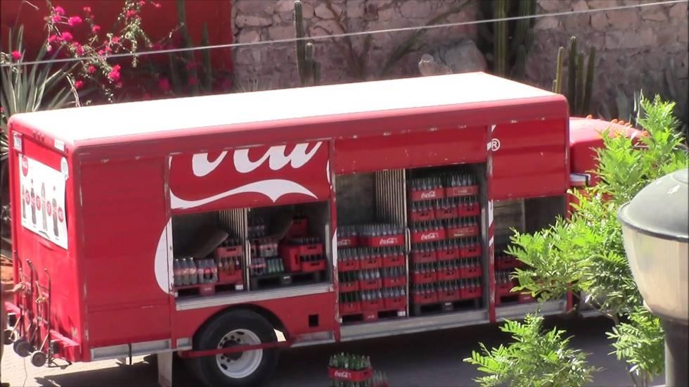 Coca-Cola cierra planta en Ciudad Altamirano por violencia - Foto de internet