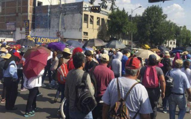 Al menos tres concentraciones afectarán la Ciudad de México - Foto de Internet