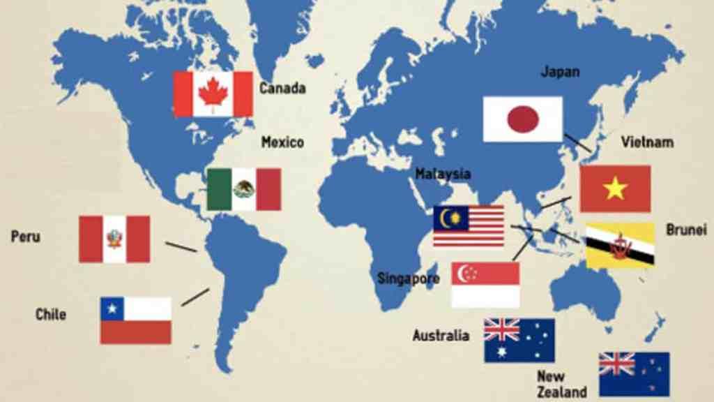 Entra en vigor el Acuerdo Transpacífico - Foto de Internet