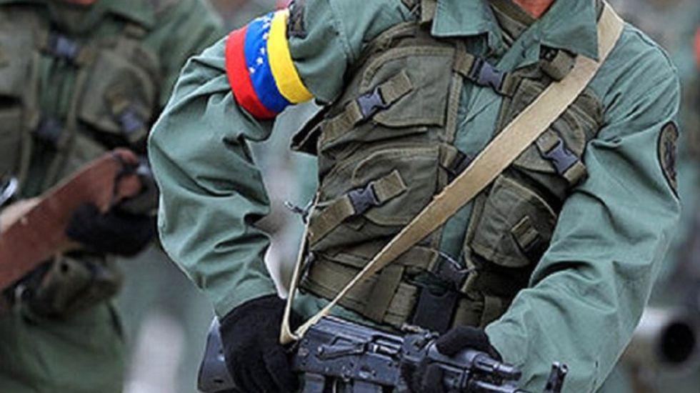 Detienen a nueve militares en Venezuela por rebelión y traición - Foto de Noticias Venezuela