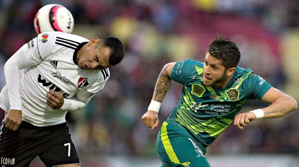 Jugador de Potros UAEM se pierde el Clausura 2018 por escupirle a rival - Foto: Mexsport.