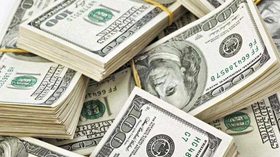Dólar supera los 20 pesos en bancos - Reservas internacionales
