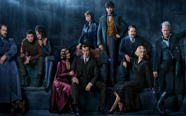 #Video Primer avance de Fantastic Beasts: The Crimes of Grindelwald - Foto de Internet