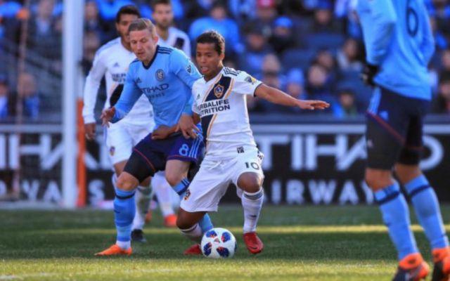 'Gio' Dos Santos, el más sobrevalorado de la MLS - Foto: @LAGalaxy.