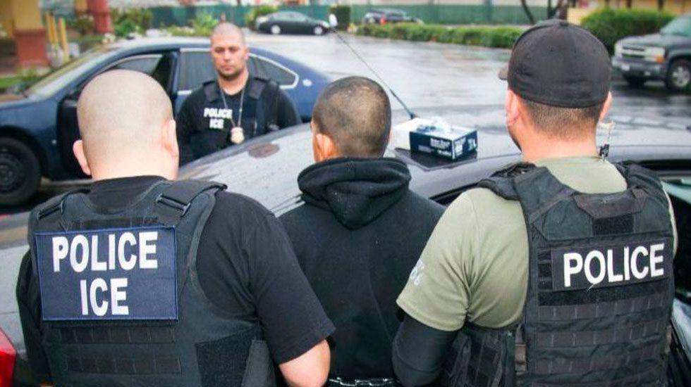 Portavoz de ICE en San Francisco renuncia tras noticias falsas - Foto de Los Angeles Times