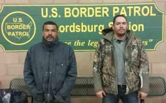 Detienen a indocumentados en Texas por contrabando de mariguana - Foto de Internet