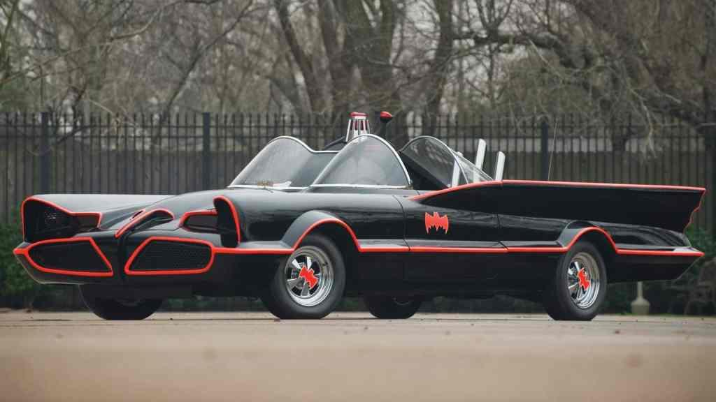Diez automóviles icónicos de la cultura Pop - Foto de internet