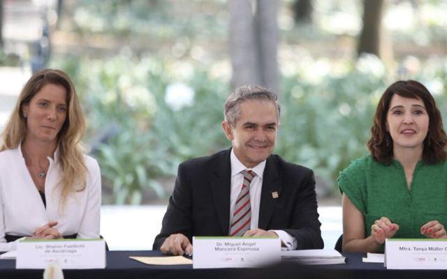 El PAN registra a Mancera como candidato plurinominal al Senado - Foto de Twitter