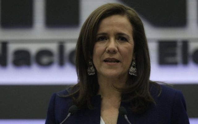 Exige PRD rechazar candidatura de Margarita Zavala - Margarita Zavala. Foto de @SalvadorZA.
