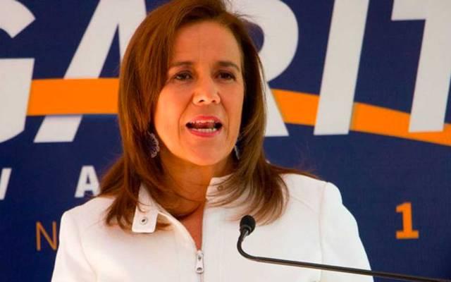 Zavala iniciará campaña este viernes en el Ángel de la Independencia - Foto de Político