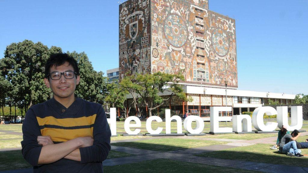 Primer indígena mexicano recibirá grado de Doctor por el MIT - Foto de DGCS UNAM