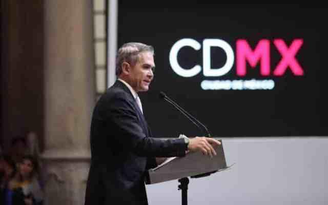 Mancera confirma que dejará el gobierno de la Ciudad de México - Foto de @ManceraMiguelMX
