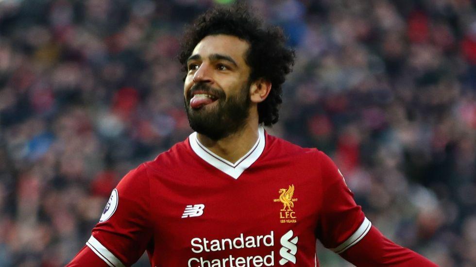 """Nombran a Salah """"Mejor Jugador"""" de la Premier - Foto de Sqwaka"""