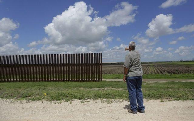 Nuevo México comenzará renovación del muro fronterizo en abril - Foto de Internet