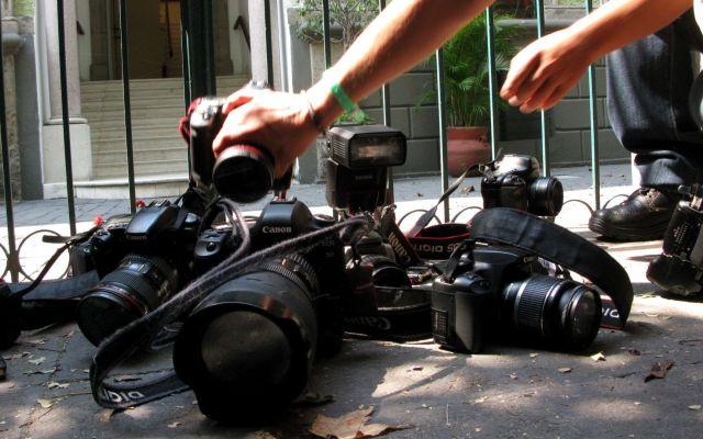 Amenazan de muerte a siete periodistas en Oaxaca - Foto de Marco Ugarte/AP