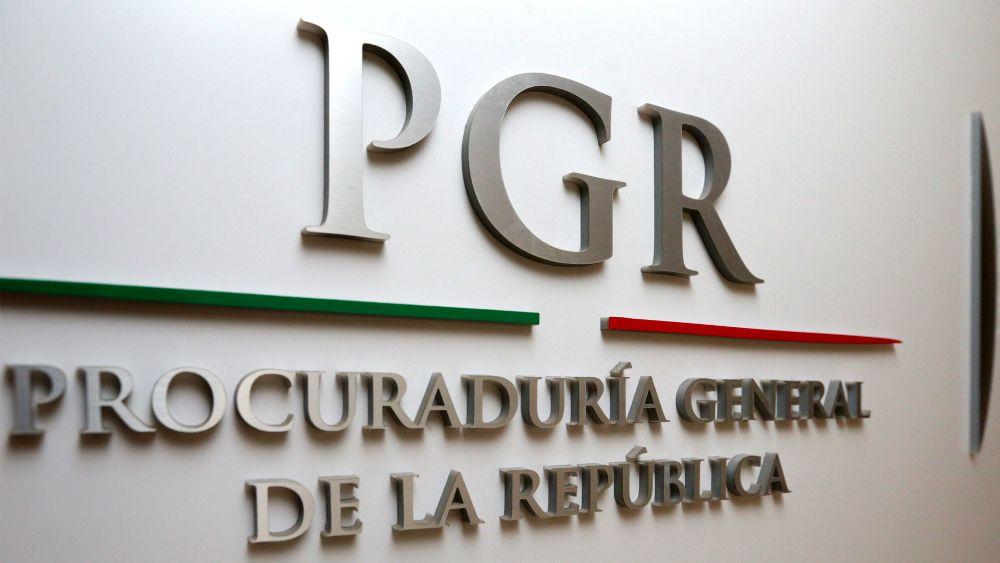 PGR basa estrategia criminal contra delitos de alto impacto - Foto de PGR