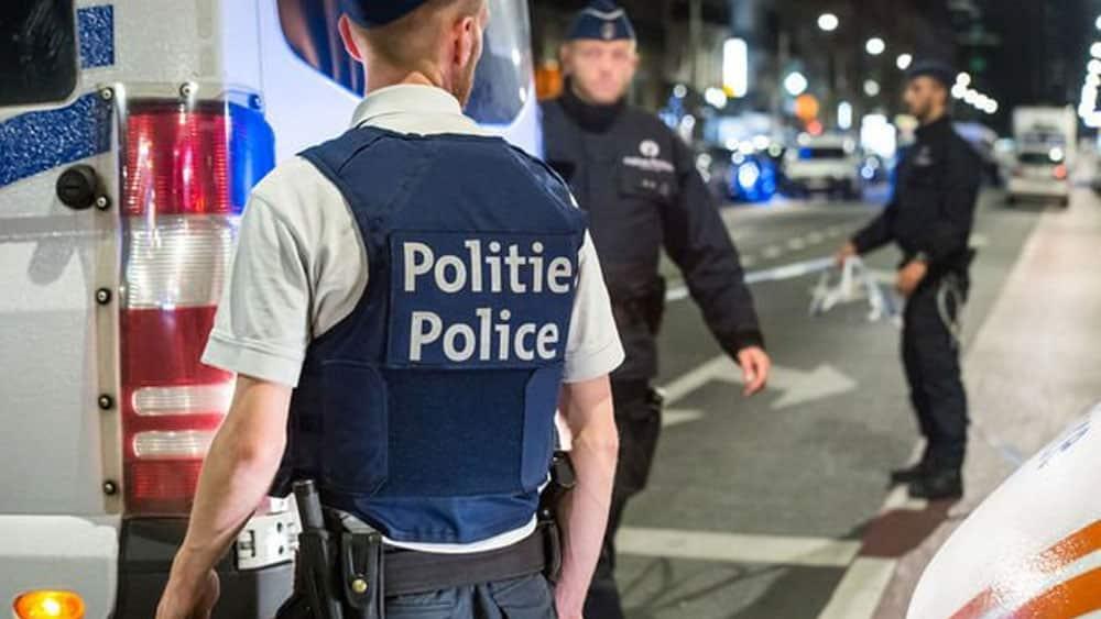 Detienen en Bélgica a ocho sospechosos de preparar atentado terrorista - Foto de Twitter
