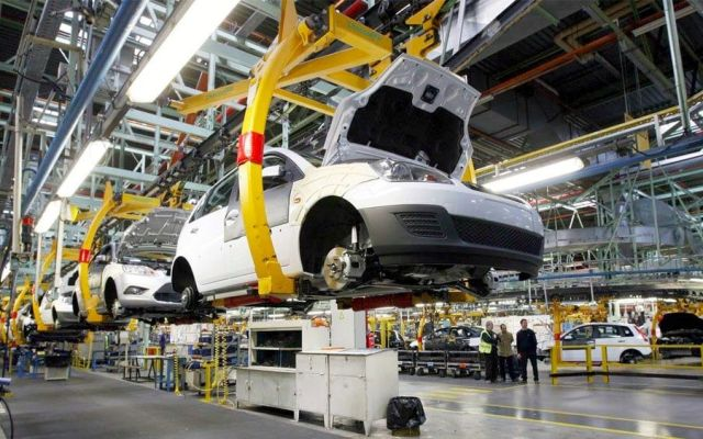 Baja en fabricación de autos impacta la producción industrial; cayó 1.1% - Foto de Méxicoxport
