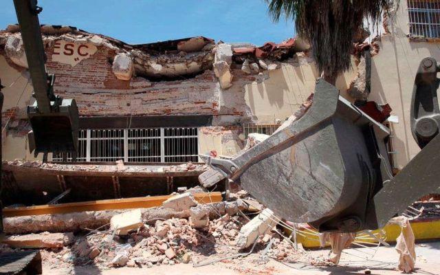 Reconstrucción de escuelas reporta avance del 80 por ciento - Foto de internet