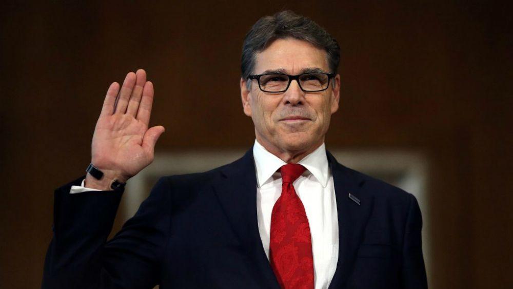 Sector energético de EE.UU. augura próspero futuro con AMLO - Rick Perry. Foto: Reuters.