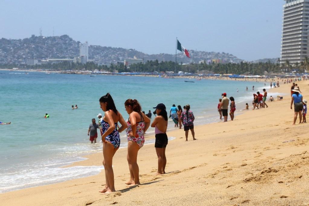 Guerrero incrementa presencia de turistas
