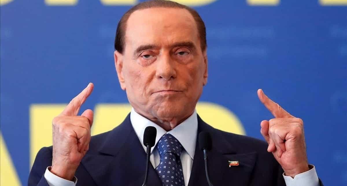 Berlusconi está