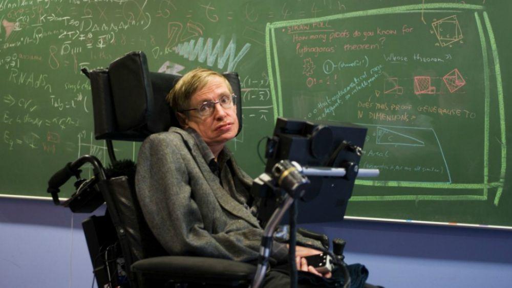 Científicos y personalidades despiden a Stephen Hawking - Foto de Internet