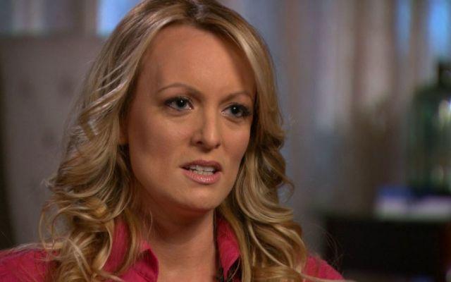 Casa Blanca dice que Trump no cree que actriz porno haya sido amenazada - Stormy Daniels. Foto de CBS