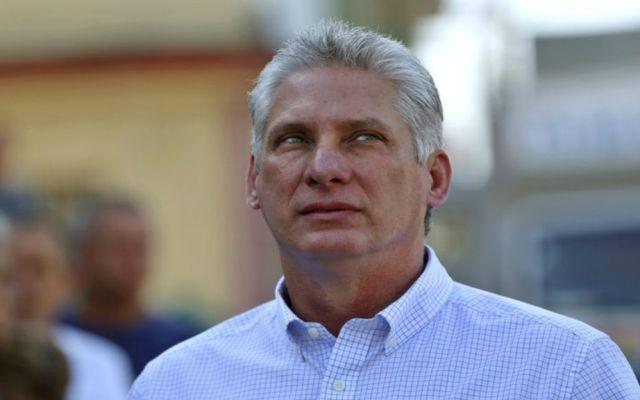 Posible sucesor de Raúl Castro promete gobierno inclusivo en Cuba - Foto de AP