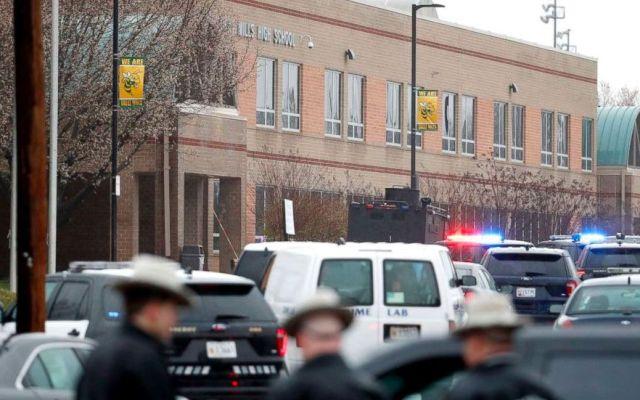 Tiroteo escolar en EE.UU. deja un muerto y dos heridos - Foto de ABC