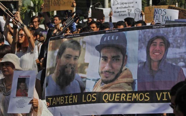 PGR atrae caso de estudiantes desaparecidos en Tonalá - Foto de Milenio