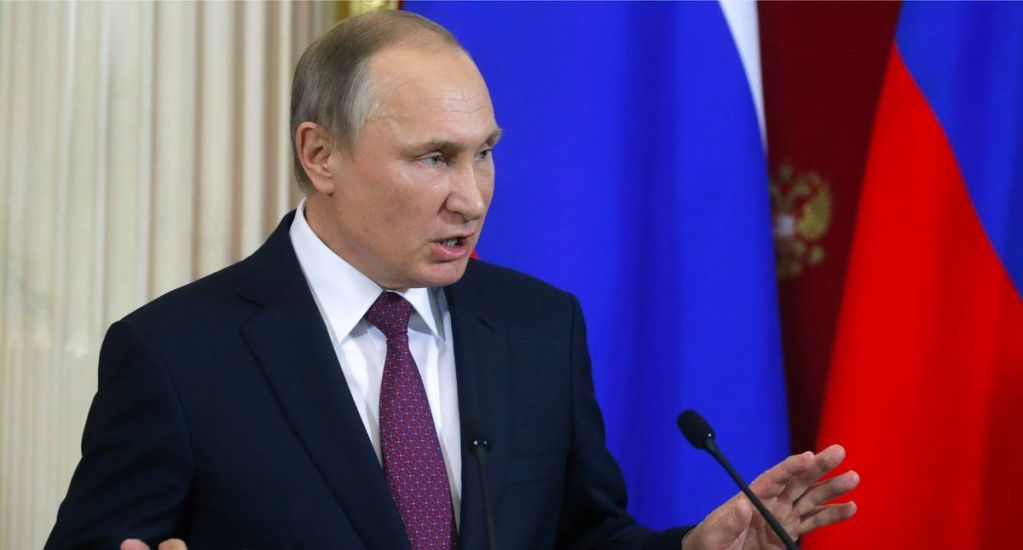 Putin pide pruebas a EE.UU. sobre injerencia rusa en elecciones - Foto de RT