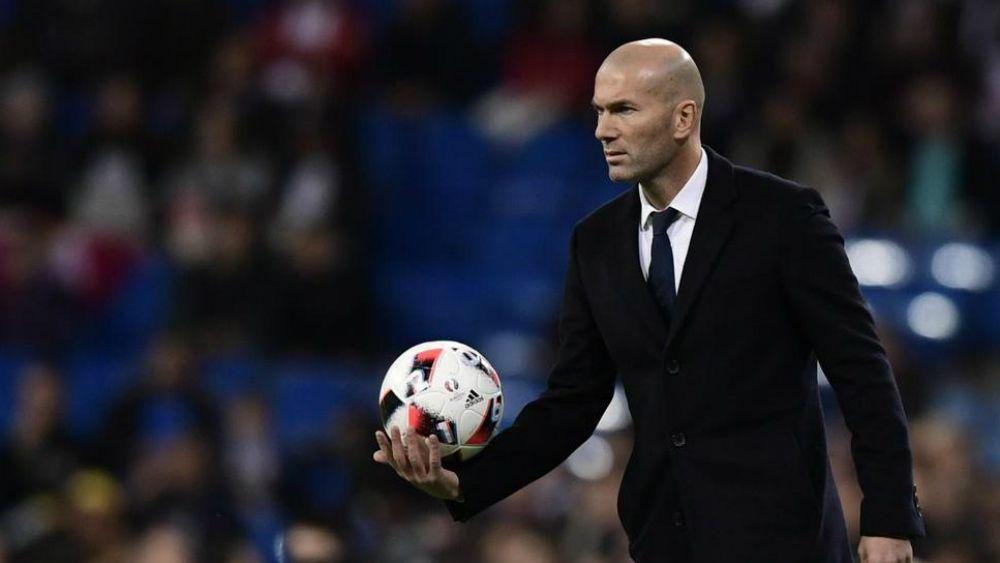 Zidane regresa a Real Madrid - Foto: AFP.