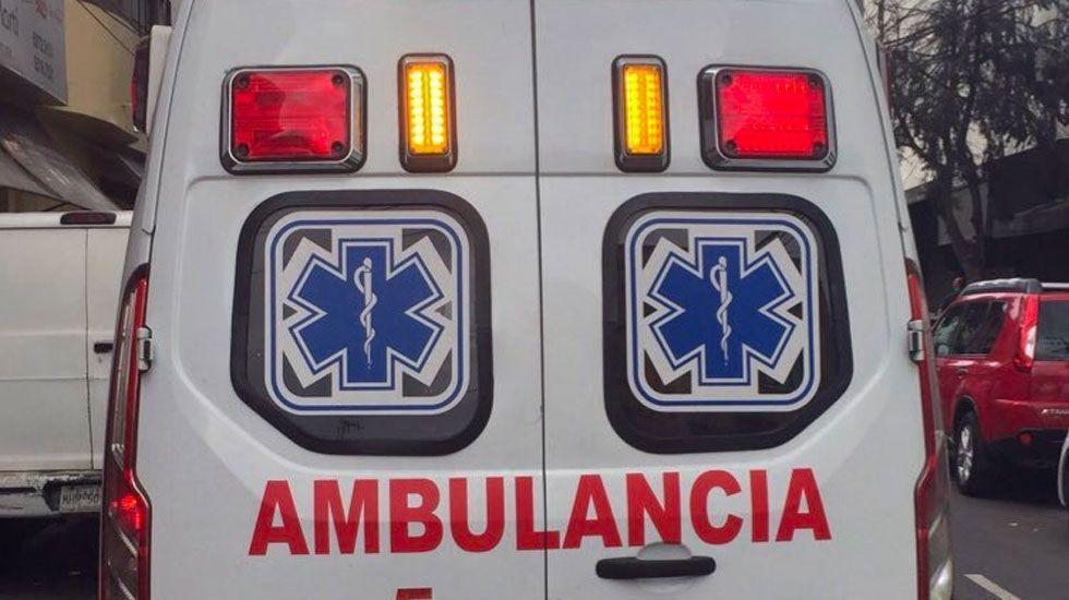 Muere por caer desde un piso 20 en Santa Fe - Foto de Twitter