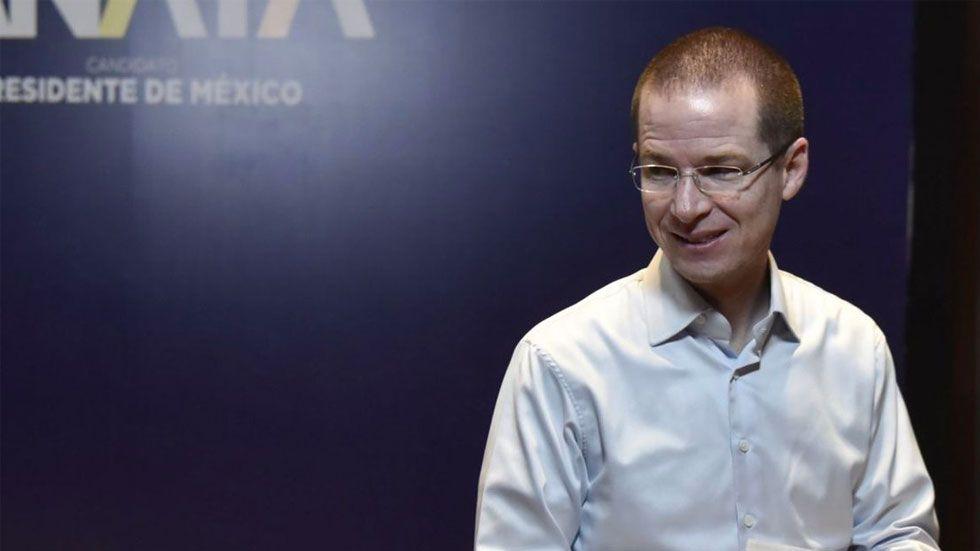 Anaya reitera invitación a Zavala para sumarse a su proyecto - Foto de El Financiero