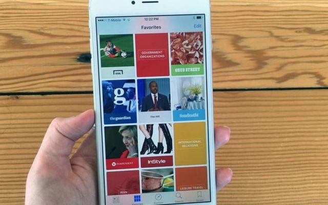 Apple lanzará aplicación de noticias de paga - Foto de Internet