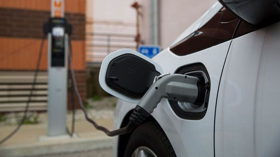 Venta de autos híbridos y eléctricos crece 64.1 por ciento en enero - Foto de Archivo